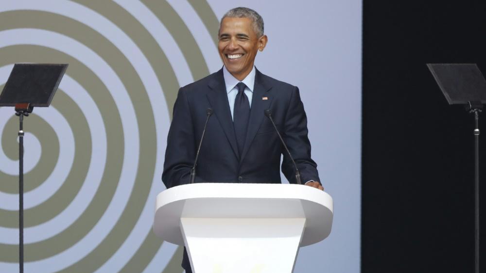 Lobende Worte von Barack Obama