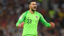 Einer der kroatischen WM-Helden: Danijel Subasic