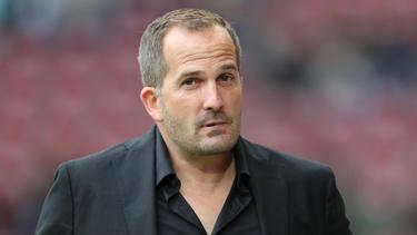 Manuel Baum überdenkt die Rolle von Torhüter Fabian Giefer