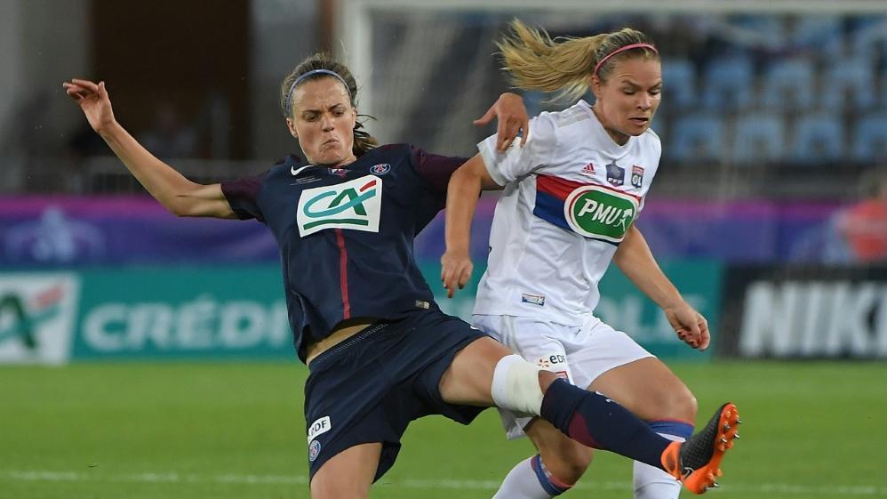 Anteil des WM-Sieges Frankreichs gehen in Frauenfussball
