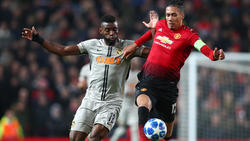 Jean-Pierre Nsame vs. Chris Smalling