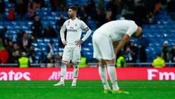 Schwere Zeiten für Real-Kapitän Sergio Ramos und seine Teamkollegen