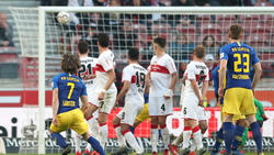 Entscheidender Moment: Marcel Sabitzer versenkt einen Freistoß zur 2:1-Führung