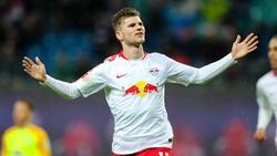 Die Leipziger können wieder mit Timo Werner planen