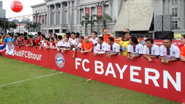 Das Bayern-Gastspiel in China muss verschoben werden