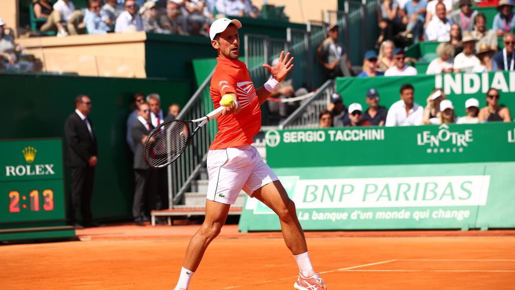 Seit dem Triumph bei den Australian Open läuft bei Djokovic nicht mehr viel zusammen