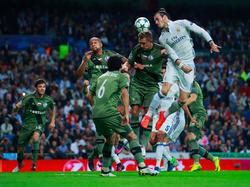 Hoch, höher, Bale!