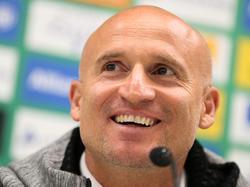 Goran Djuricin agiert im Finish der Saison 2016/17 als neuer Chefcoach des SK Rapid