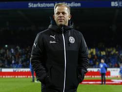 Holstein Kiel ist die erste Trainerstation im Profibereich für Markus Anfang
