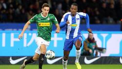 Gladbach und Hertha BSC trennten sich ohne Sieger