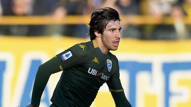 Sandro Tonali wurde unter anderem beim BVB gehandelt