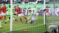 SC Freiburg siegt beim VfL Wolfsburg