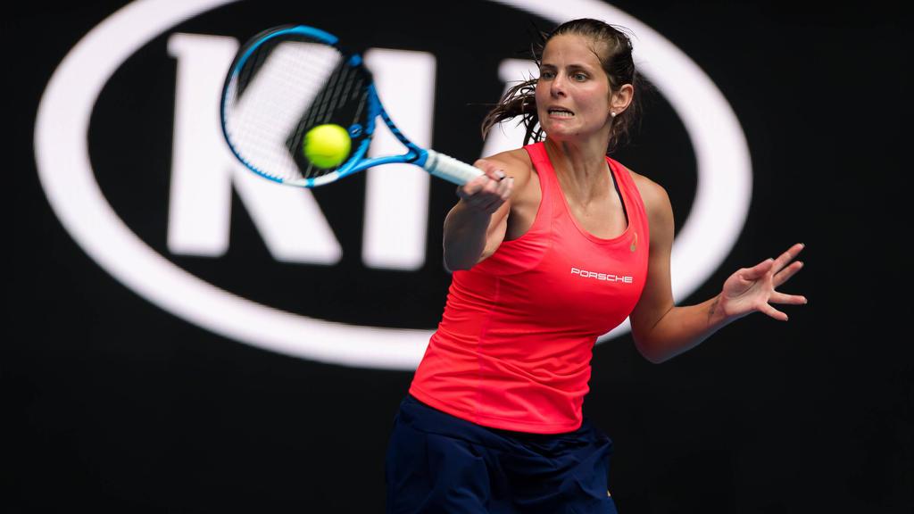 Julia Görges scheidet bei den Australian Open aus