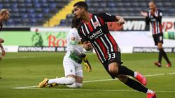 André Silva könnte über den Sommer hinaus in Frankfurt bleiben