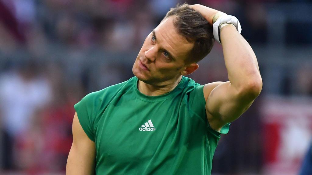 Gehalt Manuel Neuer