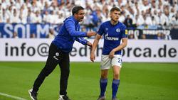 Jonjoe Kenny will angeblich beim FC Schalke 04 bleiben, allein das Geld fehlt
