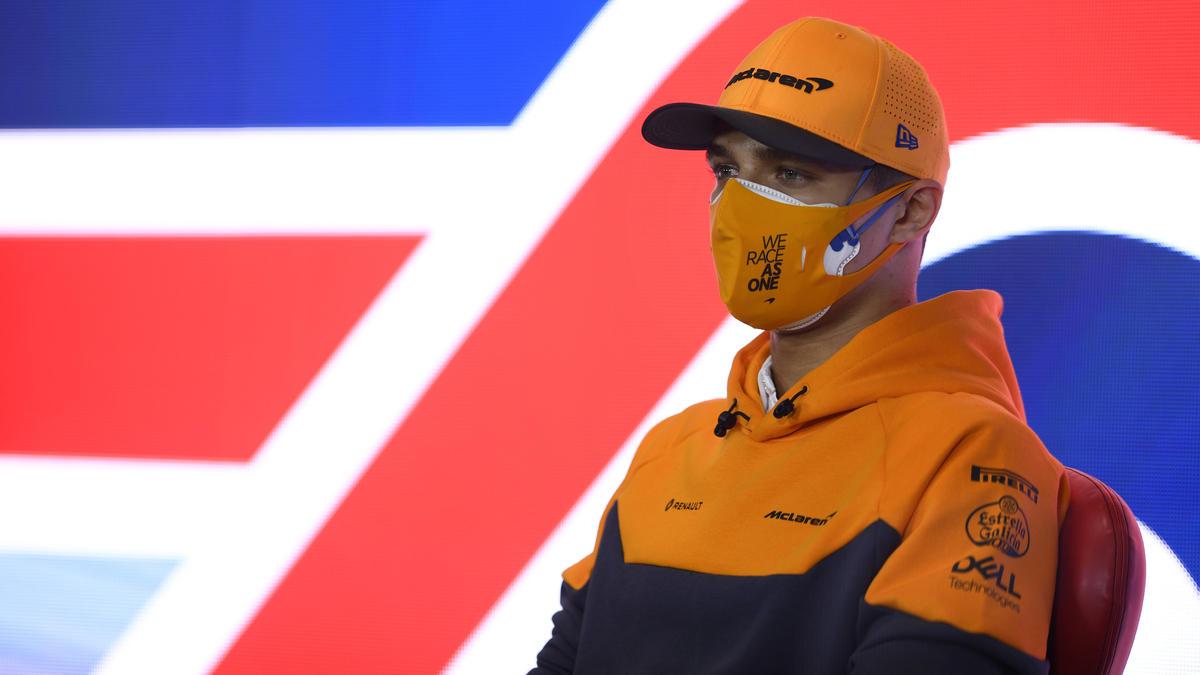 Im Rennen erwartet Norris keinen Podestplatz