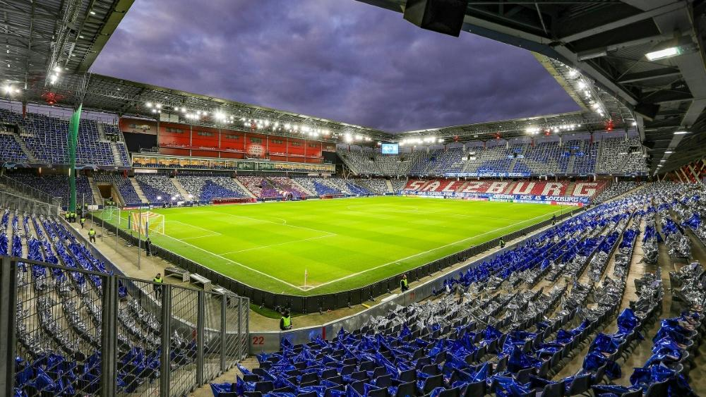 Drei positive Corona-Tests bei RB Salzburg