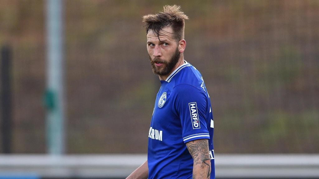Guido Burgstaller hat den FC Schalke 04 in Richtung FC. St. Pauli verlassen