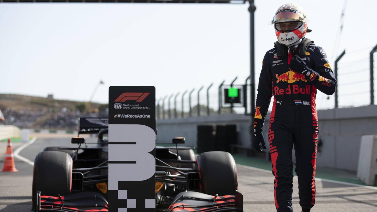 Fuhr seine Bestzeit nicht im letzten Qualifying-Teil: Max Verstappen