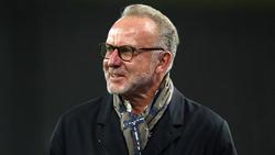 Karl-Heinz Rummenigge äußerte sich am Sonntag zu Themen rund um den FC Bayern