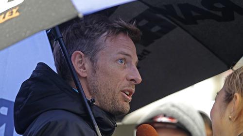 Jenson Button hat einen Beratervertrag unterschrieben