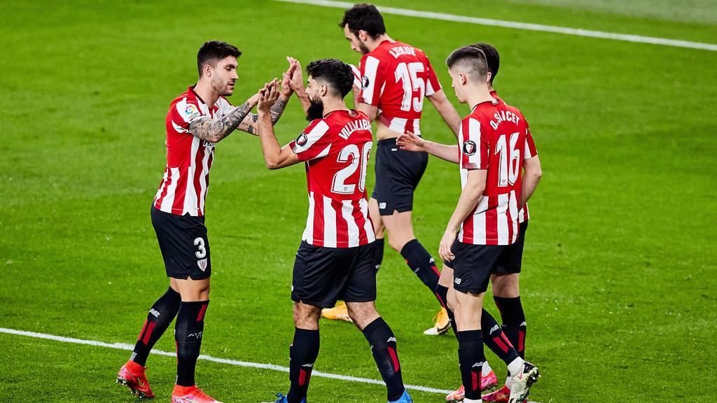 Athletic Bilbao plant den Doppelschlag