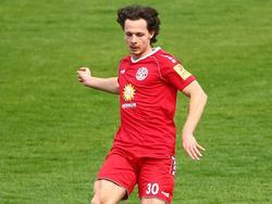 Der Enkel von Franz Beckenbauer spielt aktuell in Linz vor