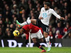 Manchester erleidet gegen Tottenham einen Rückschlag