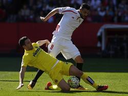 Los andaluces cuentan ahora con 48 puntos, 5 menos que los castellonenses. (Foto: Imago)