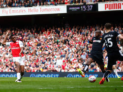 Iwobi trifft für Arsenal