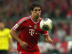 Javi Martinez, centrocampista del Bayern Monaco