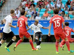 Gnabry trifft zum Ausgleich gegen Südkorea