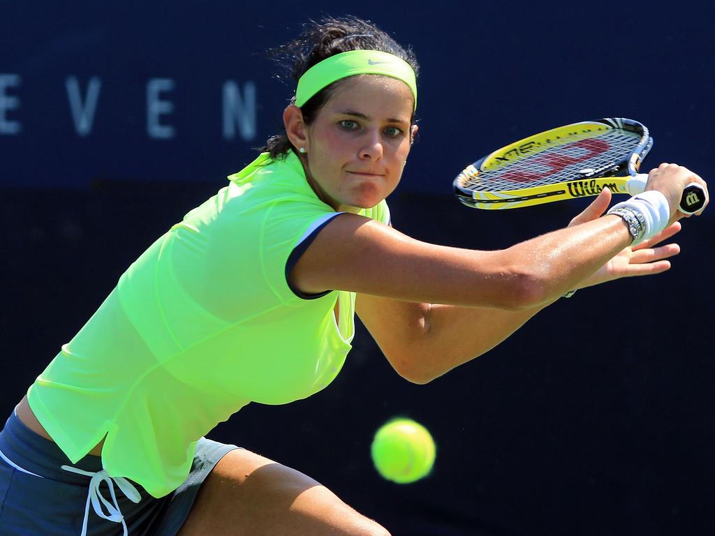 Diashow Aktuell Bestplatzierte Deutsche Tennisspielerinnen