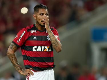 Los hinchas del Flamengo no estarán contento con el fichaje de Guerrero. (Foto: Getty)