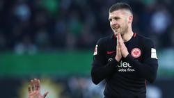 Ante Rebic wird für Eintracht Frankfurt wohl nur schwer zu halten sein