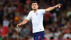 Harry Maguire hält Leicester City die Treue