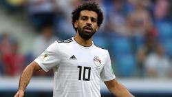 Mohamed Salah verwandelte eine Ecke direkt