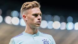 Joshua Kimmich rang der Pleite des FC Bayern etwas Gutes ab