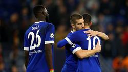 Der FC Schalke steht vor dem Einzug in das CL-Achtelfinale