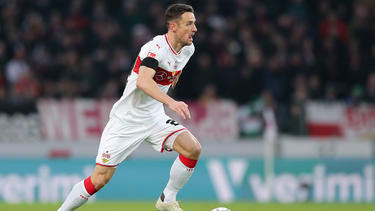Christian Gentner steht im Kader des VfB Stuttgart