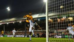 Sensation: Newport wirft Leicester raus