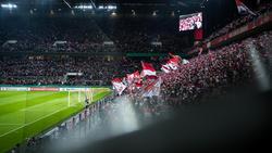 Schrecksekunde für den 1. FC Köln