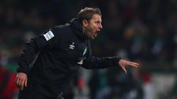 Florian Kohfeldt warnt vor Schalke 04