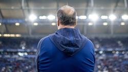 Huub Stevens soll den FC Schalke 04 retten