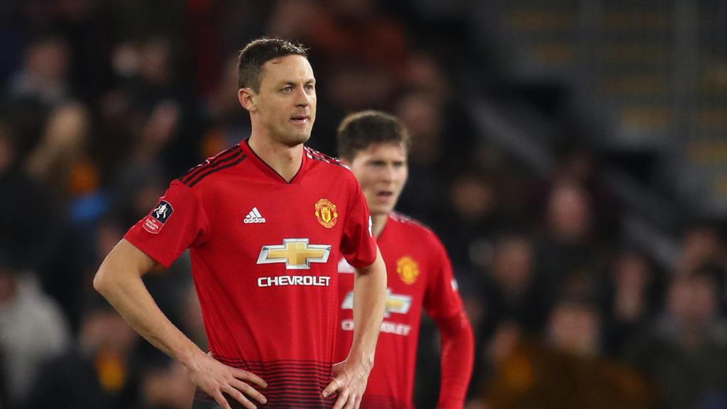 Manchester United bangt um Nemanja Matic