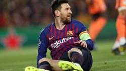 FC Barcelona droht das erneute Aus im Viertelfinale der Champions League