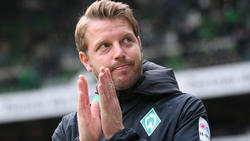 Florian Kohfeldt träumt nach Remis gegen den BVB weiter von der Europa League