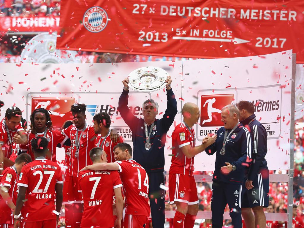 Kann ein Team die sechste Meisterschaft in Folge für den FCB verhindern?