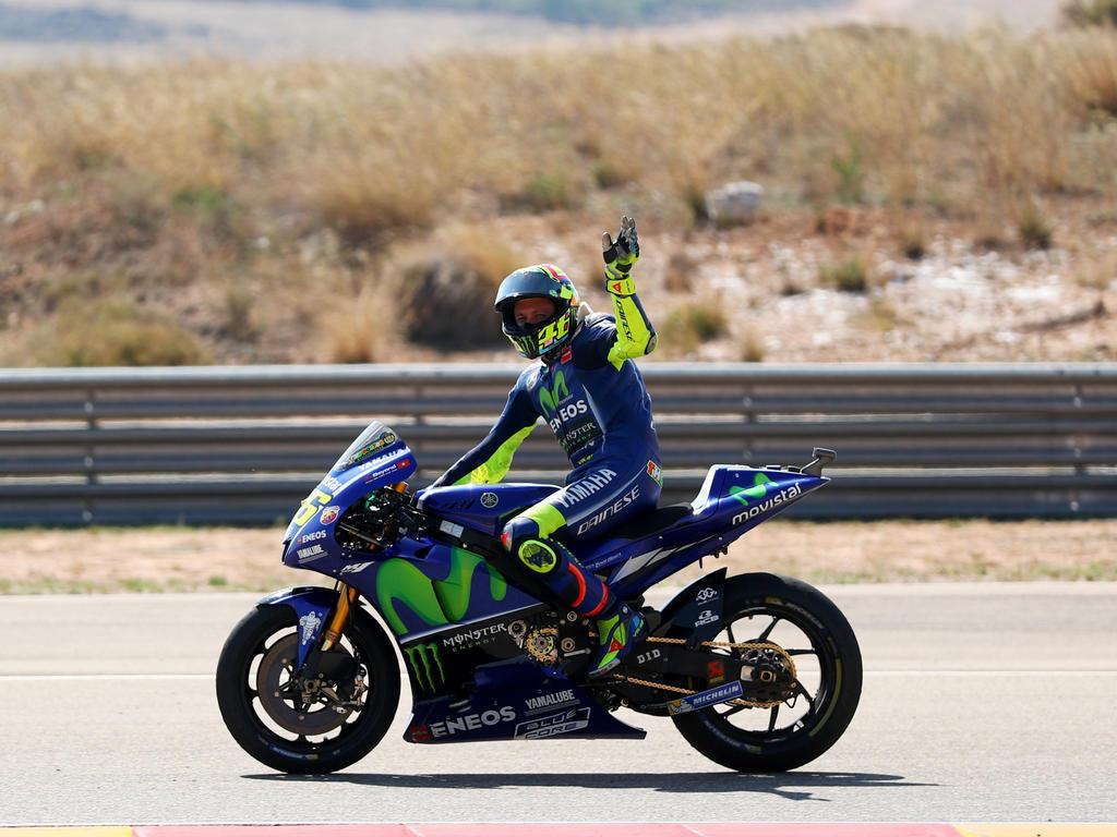 Rossi Beinbruch